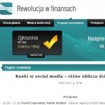 Social media, bankowy i znajomi
